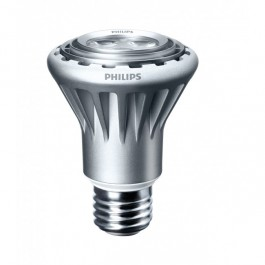 Bombilla halógena LED E27 6.5W/827 Philips MASTER LED spot MV PAR20  93406900 frontal