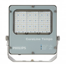 Proyector LED 80W/840 Philips CoreLine Tempo 29589300 frontal
