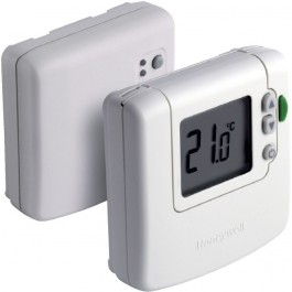Termostato digital + receptor Honeywell DT92A