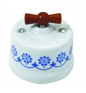 INTERRUPTOR PORCELANA GARBY PACK