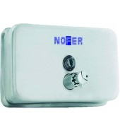 Dosificador Nofer jabón horizontal 1200ml Inox satinado